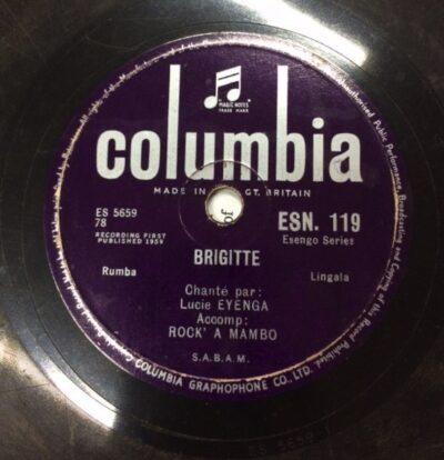 Columbia ESN 119 Brigitte by Lucie Eyanga