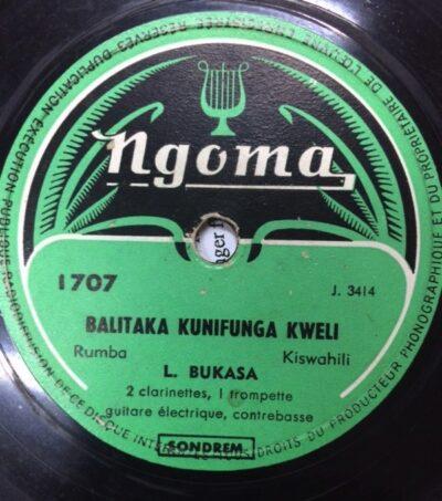 Ngoma record L. Bukasa