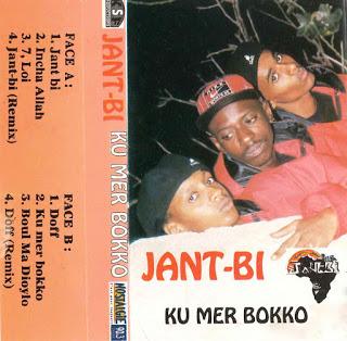 Cover cassette: Jant-Bi - Ku Mer Bokko