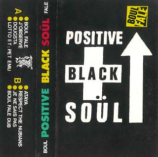 Cover cassette Positive Black Soul - Boul Fale